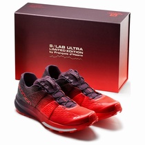 Salomon S/LAB ULTRA LTD EDITION - Scarpe Da Trail Running Donna - Rosse/Viola - NIOEUR49