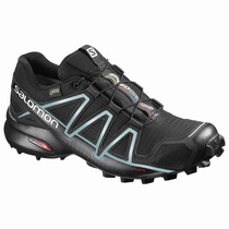 Salomon SPEEDCROSS 4 GTX® W - Scarpe Da Trail Running Donna - Nere - FKLOYZ09