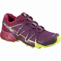 Salomon SPEEDCROSS VARIO 2 W - Scarpe Da Trail Running Donna - Bordeaux - ZFXCKO12